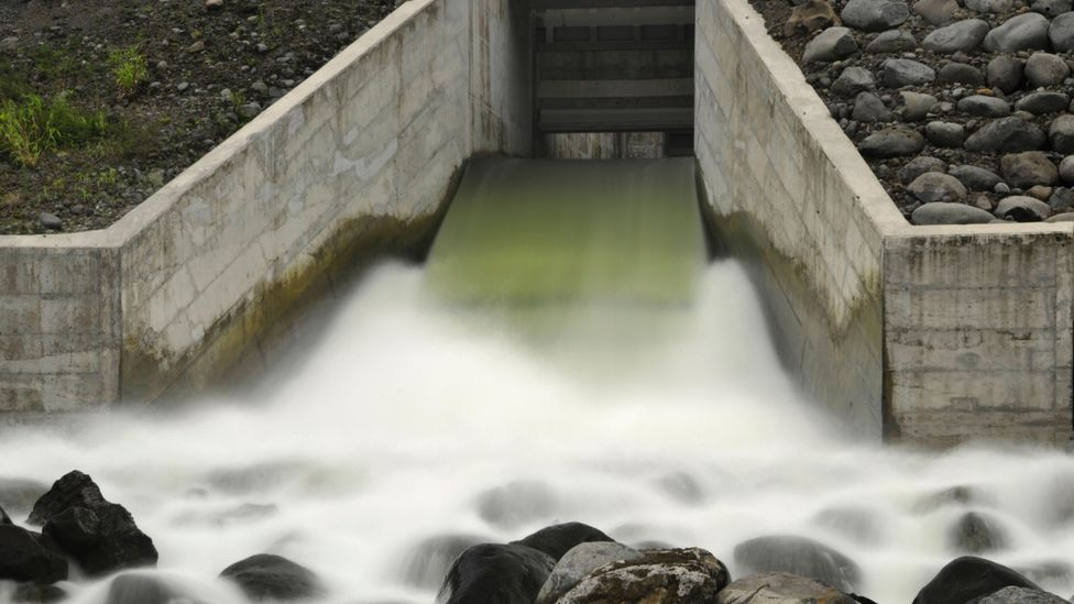 The vast majority of Costa Rica's electricity comes from clean sources, such as hydropower (Credit: Getty Images)