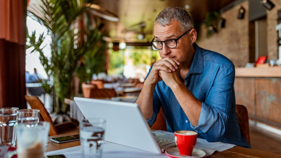 Even if it's tedious, it's worth putting the effort into cover letters, say recruiters, because you never know who's reading it and why (Credit: Getty Images)