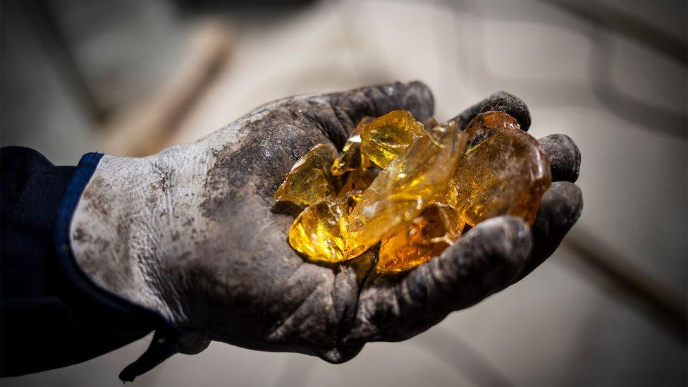 Spain's liquid gold (Credit: Susana Girón)