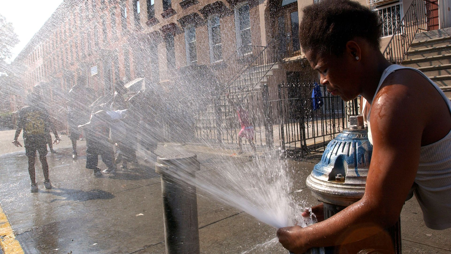 Staying cool during the hottest days of the year can be tough, but there are some tips that are proven by science that can help (Credit: Getty Images)