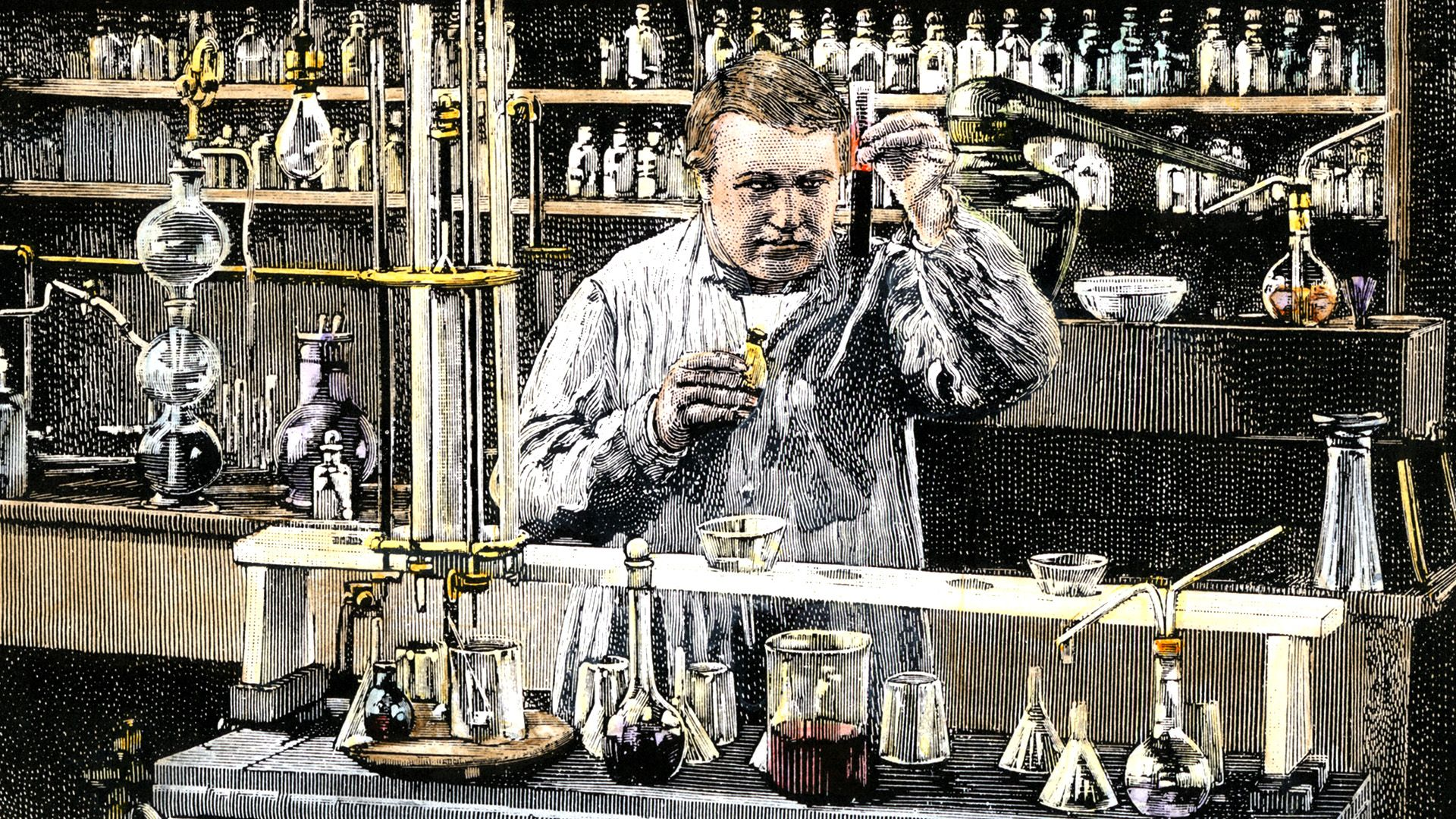 Thomas Edison's inventions weren't just strokes of genuis – they were the result of disciplined and strategic thinking and testing (Credit: Alamy)