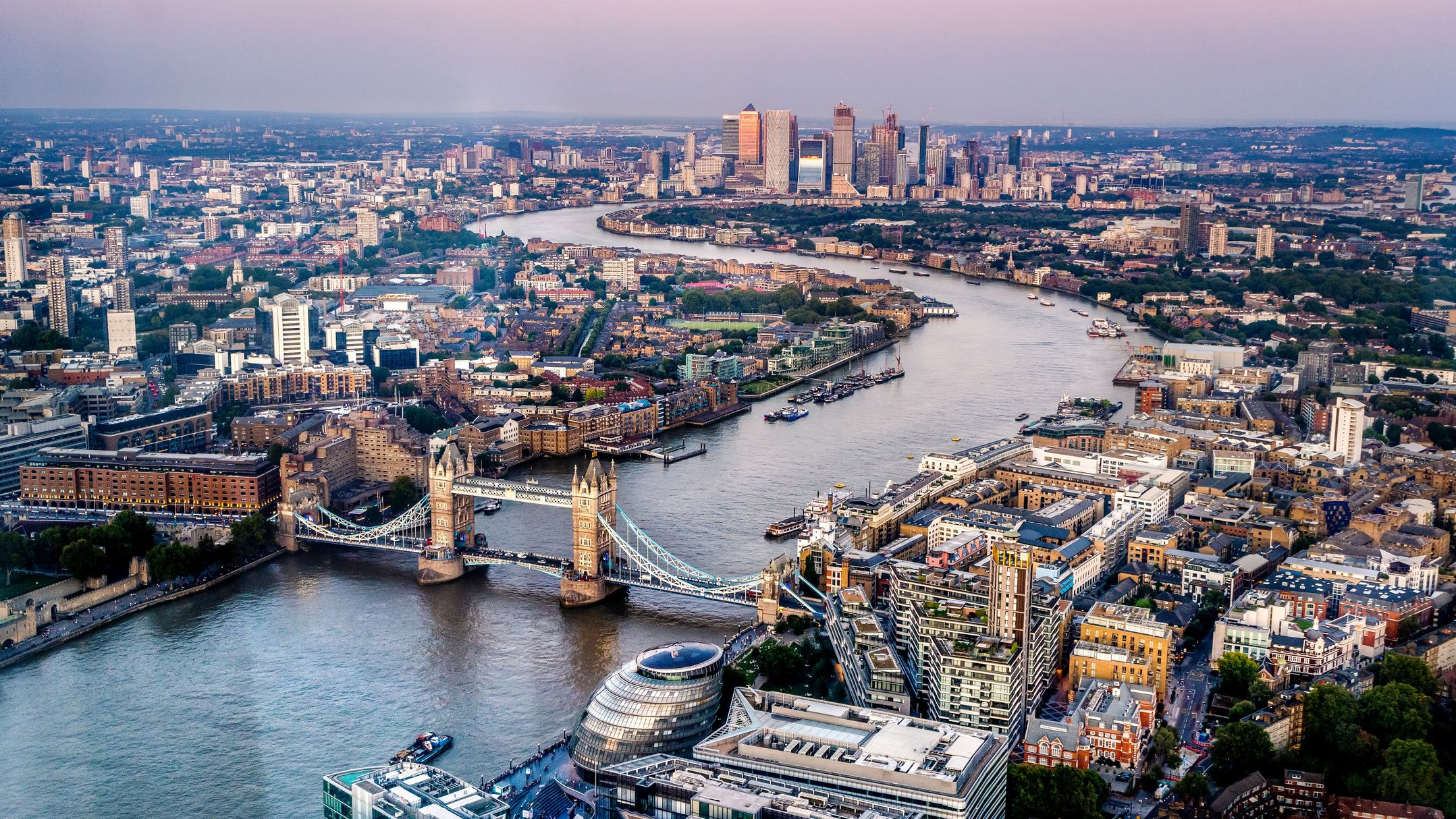 The River Thames is one of the greatest and largest archaeological sites in the world (Credit: Circle Creative Studio/Getty Images)