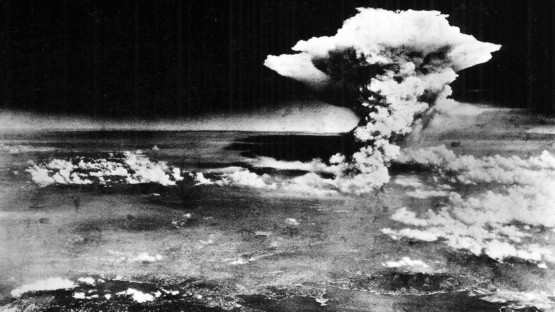 The atomic weapons dropped on Hiroshima and Nagasaki were developed using uranium from a mine in the Congo (Credit: Alamy)