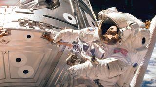 Astronaut on spacewalk (Credit: Nasa/Getty Images)