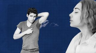 How attractive our body odour is to the opposite sex can depend on a wide range of factors (Credit: Michal Bialozej)