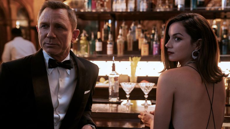 Daniel Craig's final Bond film is the event of the decade